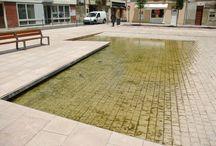 Espace public et eau