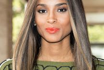 Celebrity Hair Styles 2015 / Here's our pick of the current most influential women for hair, style, beauty and general celebrity awesomeness! Use this as an inspiration board to choose your new look in 2015! We've also thrown in our colour chart numbers to help you achieve a similar look. Enjoy!
