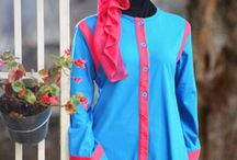 Baju Atasan Wanita Muslim / Aneka model baju atasan wanita terbaru dari alnita collection dan nibras fashion, selengkapnya klik http://zarifahouse.com/