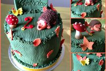 My Cakes / Cakes which I baked & decorated with fondant & sugarpaste.