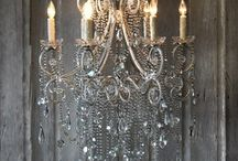 Chandeliers & Lovely Lights