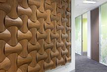Commercial Interior - Walls