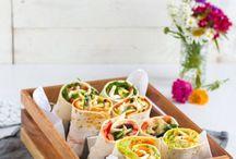 Veggie To Go / Vegetarische Rezepte, gut geeignet zum mitnehmen ins Büro