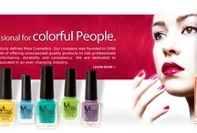 Misa Nail Polish / by LaPoupee Beauty Center