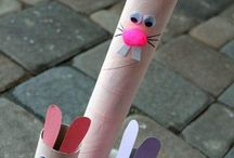 Bunny craft for kids