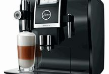 "Jura Espresso Machines / ""Jura-Capresso Espresso Machines; Specifically made for those who won't settle for second best…"""