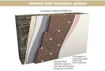 Insulation Systems / Ty-Mawr Lime Ltd now has LABC (Local Authority Building Control) Registered Details for all of their wall, roof and floor systems especially designed for solid wall construction buildings as well as environmentally friendly new builds.