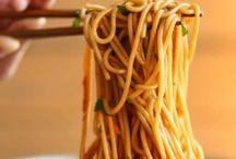 Noodles, Rice, Pasta, Gnocchi, dumpling
