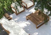 Cosy terrasses / Decoration d'exterieur