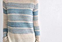 strikkegenser