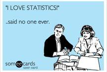 School statistics/math humor (math jokes)