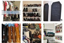 Closets / by Laura Gould