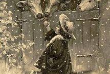Christmas / Catching the Spirit!