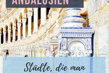 Andalusien Trip Planner