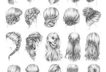 Things to do with my hair