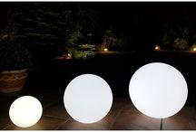 ogrody światło