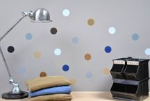 ideas for teen wall decoration / inspiration for the decoration of a girl's wall