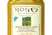 The Best Tasting Honey / A collection of the honeys we help the bees produce. Always unheated, unfiltered and raw.