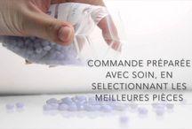 France Perles E-shop vidéo