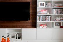 Green - TV Room
