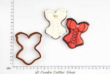 Cookies / decorating cookies