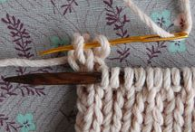 Knit & Crochet Tips / by Kimberly Sutor - Simple66Gal.com