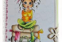 Desenho colorido