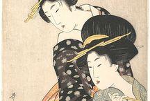 Artist Utamaro