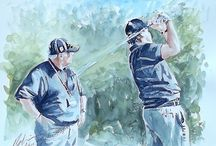 Golf - Art / by Winn Grips