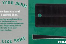 Make Your Dorm Feel Like Home / All the things you need to decorate your room!