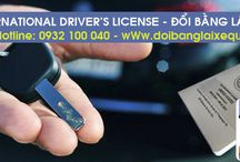Đổi bằng lái xe quốc tế tại Bình Phước