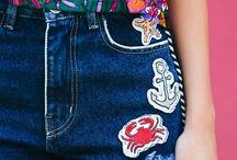 Infantil feminino / Jeans