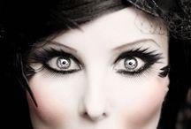 Cheekbones...wid / by Lynne Wootton