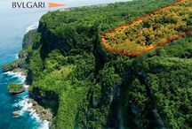 Incredible Land in Southern Coastline of Bali