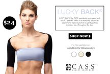 LUCKYBACK® / Improve and support Posture with LUCKYBACK®