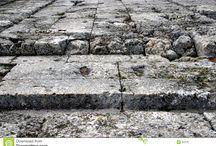 Pavers - Stone (square)