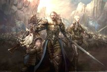 Warrior Fantasy GDR