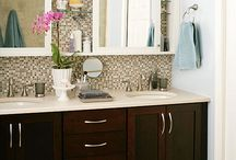 Master Bathroom Ideas / by Leighton Peebles