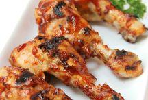 beat bbq chicken