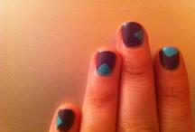 nails / by Andrea Warner