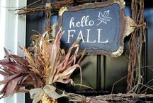 Fall Inspiration at Home