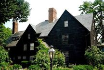 Salem... / — A dark history of witch trials and places haunted... Its three ghost towns and numerous UFO sightings make it a spooky destination, as do its famous haunted locations... If you want to celebrate Halloween all year long, Salem is the place for YOU!