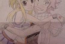 Dessin de Fairy Tail / Dessin de Fairy Tail