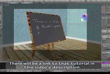 Blender 3D videolar