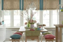 window treatments / by Bobbi Jo Engelby Interiors