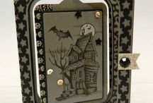 Halloween Projects / Halloween projects created with Elizabeth Craft Designs' products. / by Elizabeth Craft Designs