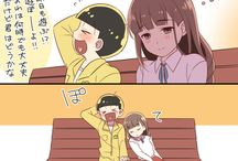 Homura-chan / jyushimatsu girl