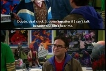 Big Bang Theory / Big Bang Theory wonderfulness / by Veronika Specht