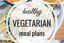healthy vegetarian meal plans: week 57