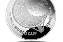 Sport coins / Sportmünzen / Sport Coins distributed by EMK / Sportmünzen im Angebot bei EMK.